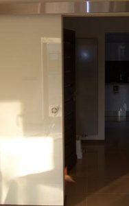 drzwi szklane przesuwne